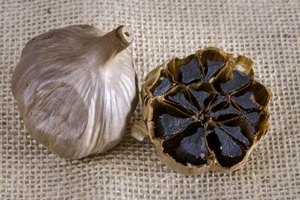 The Health Benefits of Black Garlic