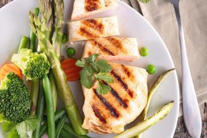 Meal Plan to Lose Weight for Athletes