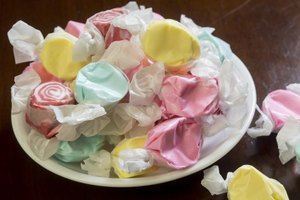 How Many Calories Are in Salt Water Taffy?