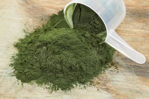 Spirulina and Iodine