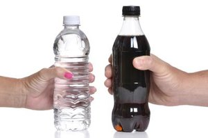Water vs. Soda Pop