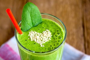 Benefits of Blending Spinach Juice