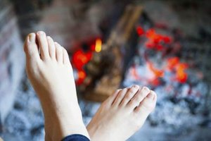 how to get rid of smelly feet and sandals