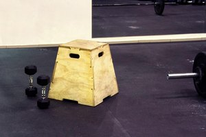 Plyo Box Exercises