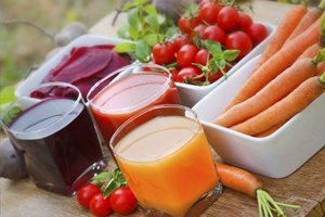 Foods and Drinks for Liver and Kidney Cleansing