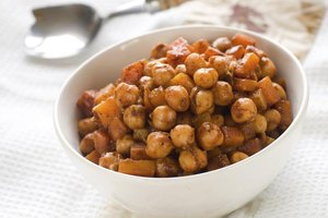 Vitamins in Chickpeas