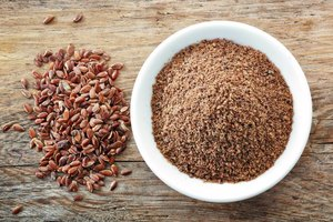 Ground Flaxseed & Bloating