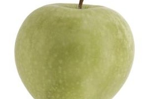 Does Eating Sour Green Apple Skins Help You Lose Weight…
