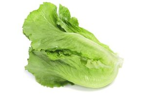 Health Benefits of Spinach Vs. Romaine