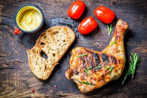 How to Sear Chicken on a Grill and Then Bake
