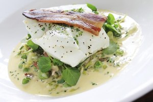 How to Poach Smoked Cod