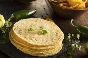 Corn Tortillas on a Diabetes Diet