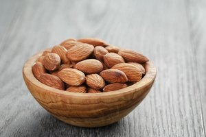 Almonds and Selenium