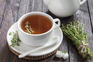 Thyme Tea Side Effects