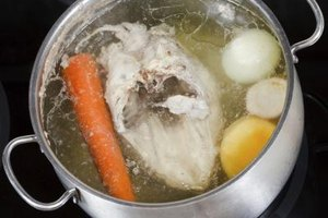 Nutritional Content of Boiled Chicken
