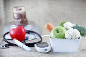One Week Meal Plan for a Diabetic Diet