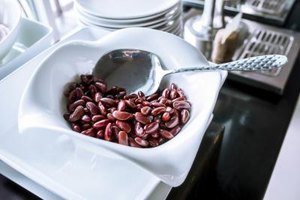 Difference Between White & Red Kidney Beans