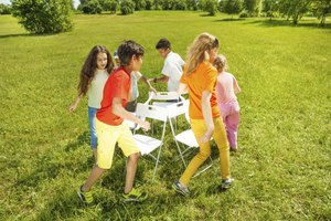 Non-competitive Games for Kids