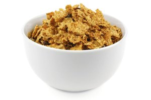 Nutrition Information for Post Raisin Bran