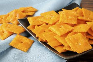 Nutrition Information for Cheez-It