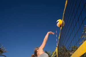 Volleyball Tryout Drills