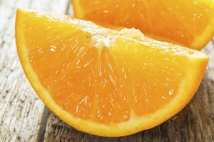 Natural Sugars in Oranges