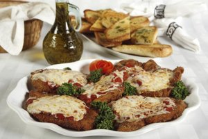 How to Make Chicken Parmesan From Frozen Chicken Cutlet…
