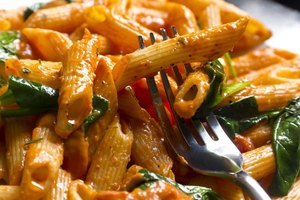 The Calories in Penne Alla Vodka
