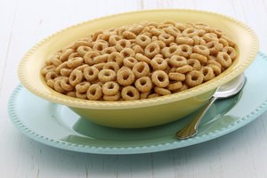 Cheerios Nutrition & Ingredients