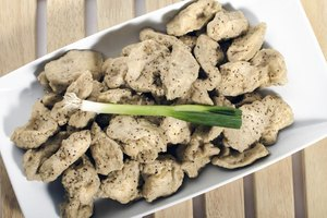 The Nutritional Value of Seitan
