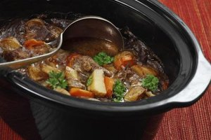 How to Reheat With a Crock-Pot