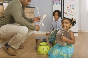 Percussion Activities for Kids