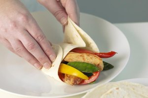 Healthy Lunch Wraps That Make You Lose Weight