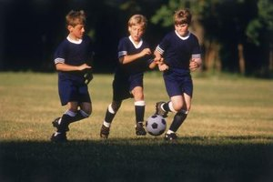 Five Reasons Why Children Should Play Soccer