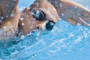 Rhythmic Breathing in Swimming