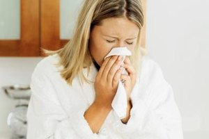What Causes Pressure Buildup in Ears From Cold or Flu?