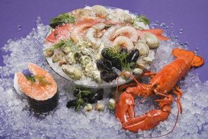 Seafood Diet Plan for One Week