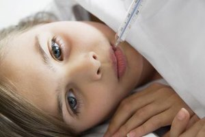 High Fever Lasting More Than Five Days in Children