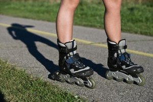 How Many Calories Are Burned Rollerblading?