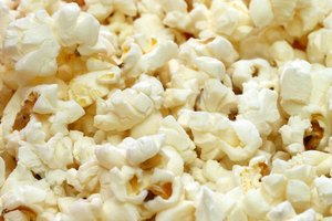 How Many Calories Are in One Bag of Microwave Popcorn?
