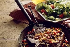 How to Panfry Skirt Steak
