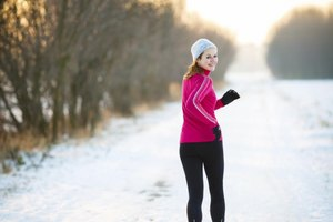 How to Run a 5K in the Cold