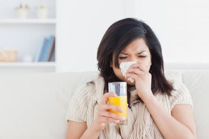 What to Eat When I Have a Sore Throat & Cough?