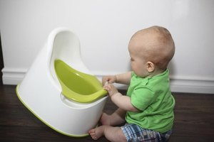 How to Potty Train a Toddler at Night