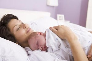 How to Change a Newborn's Sleep Patterns
