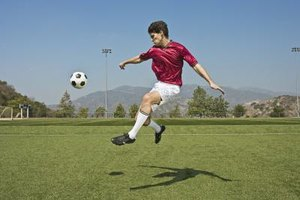 What Do Soccer Players Do for Ankle Support?
