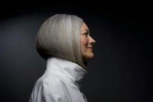 How to Enhance & Care for Gray Hair