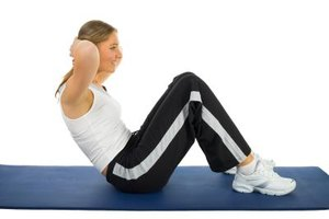 Situps and an Enlarged Spleen