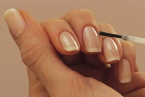 White Iodine for Nails