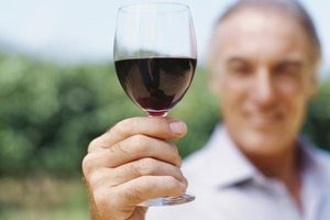 Does Dry Red Wine Affect Glucose Levels?